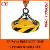 Electric hoist magnetic lifter