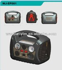 WJ-EP001 Jump starter,peak current 500A,with battery status displya