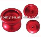 Aluminum yoyo ball