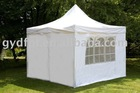 3*3M foldable gazebo with side curtains