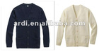 2012 fashion buttoned cardigans and couple sweater