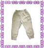 100% cotton kids pants