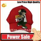 cartoon hat/cap kid hat child cap MOQ 500pcs wholesale 081605