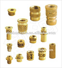 Chuanghe Brass CNC Connecting Knurled Nut