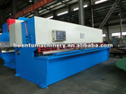 QC12Y-4X2500 Hydraulic bosch cutting machine, guillotine shear, license plate making machine