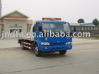 JDF5070TQZY YUEJIN road wrecker truck