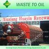 Scrap tires pyrolysis equipments