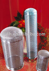 Stainless steel filter replacement basket