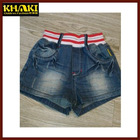 2012 fashion summer girls mini pant/child clothes