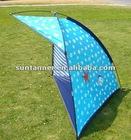 kids beach tent striped / kids sun shade tent / children play tent