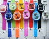 brand new stylish jelly silicone watch