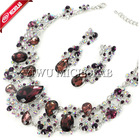 2012 New Design Beautiful Jewelry Sets For Lady Fashion Jewelry
