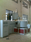 pvc powder horizontal plastic mixing unit