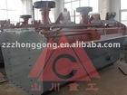 Copper separating floatation machine