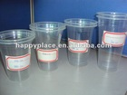Transparent cups for bubble tea,boba milk tea