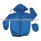 Kid Wear Nylon Jacket