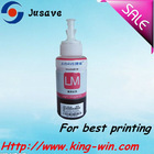 Hotsale ink refill bottle with needle for Epson/Brother/Canon/HP ink