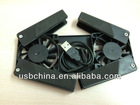Portable CE_ROHS mini laptop cooler pad for laptop/notebooks
