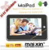"NEW 7"" ANDROID TABLET PC NETBOOK MID WiFi EPAD APAD China"