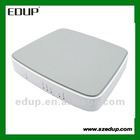 EDUP 2701-T Built-in ADSL 54Mbps 500MW Wireless Router with Built-in Lighting Protection wireless adsl modem router