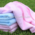 100% bamboo soft baby towel