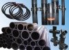 Antistatic & Flame Resistant HDPE Mine Pipe