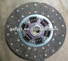 Sinotruk spare parts HOWO clutch driven disc