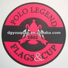 PVC badge