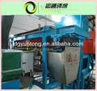 High technical waste tire recycling machine Magnetic separator