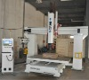 5 Axis CNC Router machine FS1224-5Axis for wood mould,Foam mould