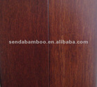 Strand Woven Carbonized Stained Bamboo Flooring - Viper
