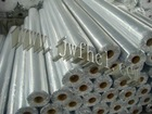 aluminum foil coated with nonwoven fabric or bubble or foam