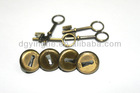 18mm key eyelet buttons for coat/handbags