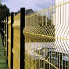 security mesh fence