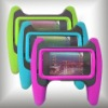 Game Grip for iPod Touch & iphone 3G/3GS; sleeve for game controler; game accessory silicone case;