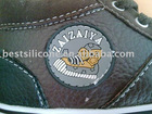 soft PVC labels for shoes