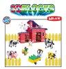 constructor toys of happy farmland,excellent block toys