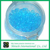 Blue water crystal gel beads for home decoration, Indoor planting