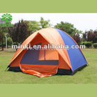 MINKI solar fun camp tent with solar camping light