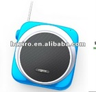 FM radio USB TF card reader speaker