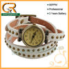 100043 Hot 2013 cheap leather cuff watch bands