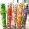 Fashion Portable Soap Flower Soap for washing, cleaning,wedding tools , many colors,