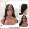 Virgin chinese hair lace front wigs