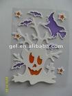 2012 New Fancy EVA Glitter Stickers HOT SALE