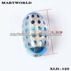 loose kundan beads custom beads(XLD-125)
