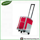 cooler bag on wheels for outgoing