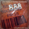 SS11.5 50gross PP24 888 crystal of jewelry accessories