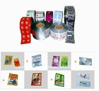 Food bag film, PET/PE, PET/VMPET/PE, PET/AL/PE, OPP/PE, PA/PE