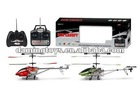 3-CH R/C alloy helicopter with light