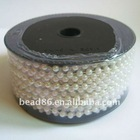6MM Plastic Pearl Bead